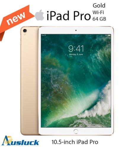 Ausluck eBay 店2017年新款苹果 iPad Pro 10.5″ 现额外8折优惠:64GB 版只要$863!256GB 版只要$999!