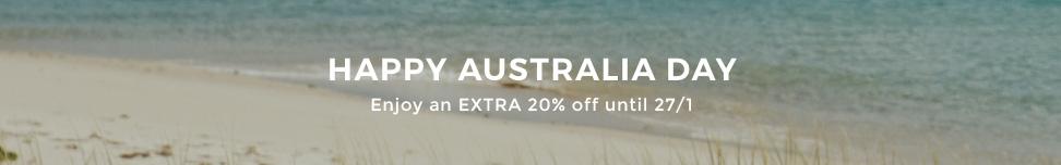"""奢侈品特卖网站 YOOX """"澳洲国庆节""""特价活动:全场所有商品 额外8折优惠!"""
