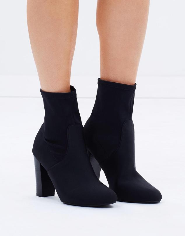 Spurr Kiana 高跟及踝靴