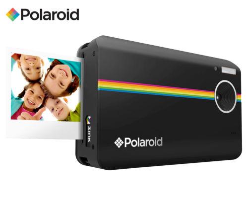 Polaroid 宝丽莱 Z2300 拍立得相机 黑色款 折后只要$119!