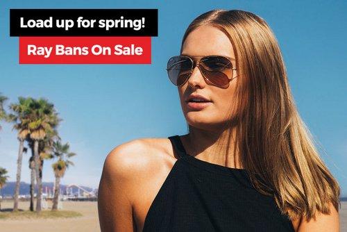 澳洲特卖网站 Catch Ray-Ban 太阳镜特卖:低至47折优惠!