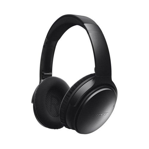 Bose QC35 主动降噪无线蓝牙头戴式耳机 黑色