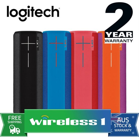 Logitech 罗技 UE BOOM 2 无线蓝牙防水音箱 四色可选 折后只要$168!