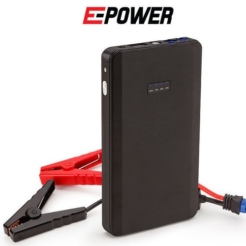E-POWER 便携式汽车应急启动电源12V 低至28折优惠!