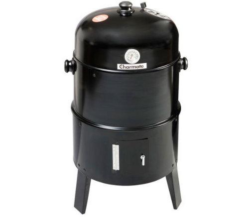Charmate Charcoal Smoker & Grill BBQ 烧烤架