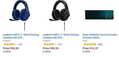 Amazon 部分精选数码商品额外8折优惠!
