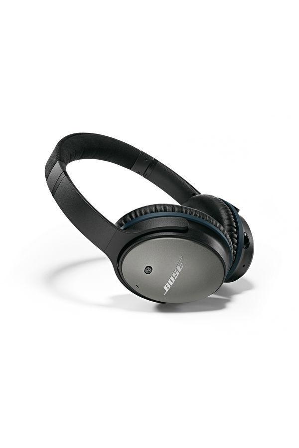 Bose QC25 主动降噪头罩式耳机 – 黑色版  8折优惠!