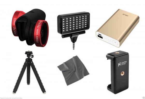 Olloclip  9合1 专业镜头套装 适用 iPhone 系列手机