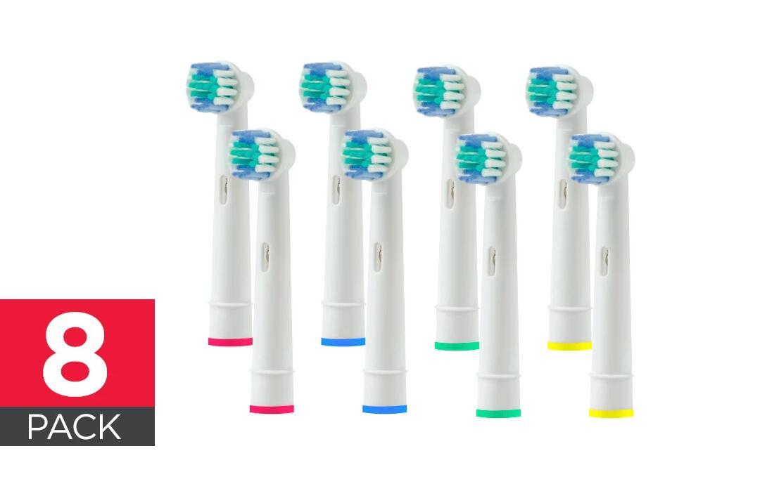 Oral-B 软毛电动牙刷头 8只装