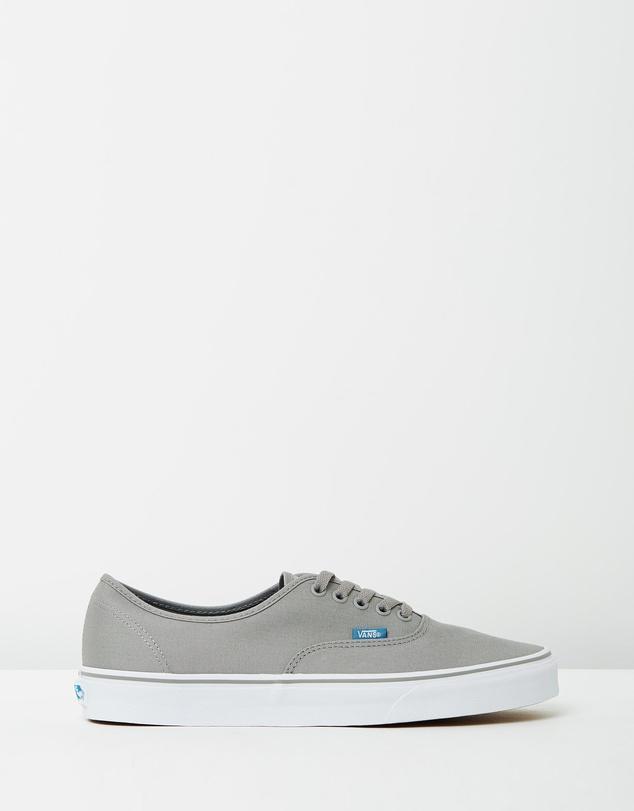 VANS Authentic 系列灰色男士休闲鞋