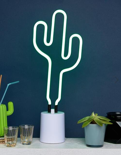Sunnylife Large Cactus 大号仙人掌霓虹灯