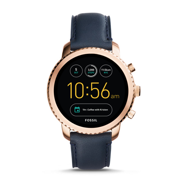 FOSSIL GEN 3 智能手表 适合 iOS 及 Android 系统 5色可选