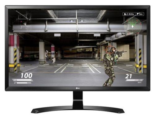 LG 27UD58 27寸 UHD 4K IPS 超高清游戏显示器 – 8折优惠!