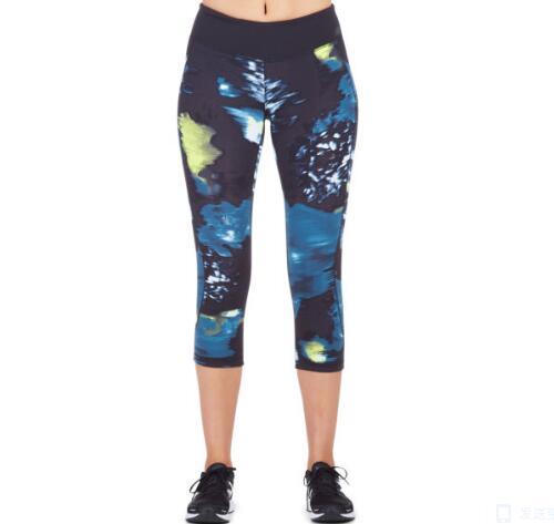 New Balance 女士印花紧身运动裤