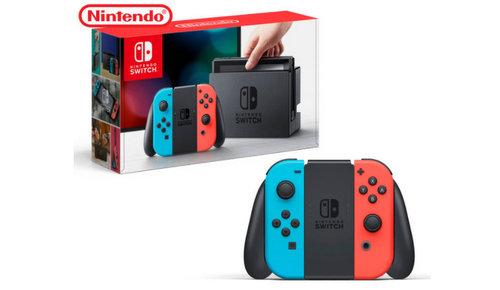 Nintendo 任天堂 SWITCH 游戏机 额外9折优惠!