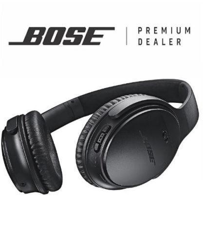 微软官方 eBay店:Bose QC35 主动降噪无线蓝牙头戴式耳机 – 黑白两色均有