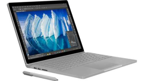 Microsoft 微软 Surface Book with Performance Base 增强版 13.5英寸 二合一笔记本电脑  – 256GB / Intel Core i7