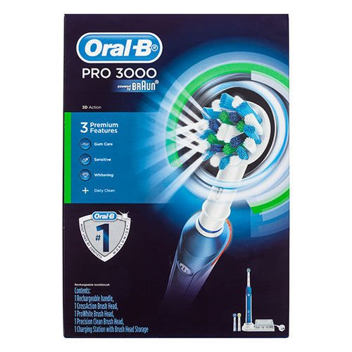 Oral-B 欧乐-B Professional Care 3000 电动牙刷