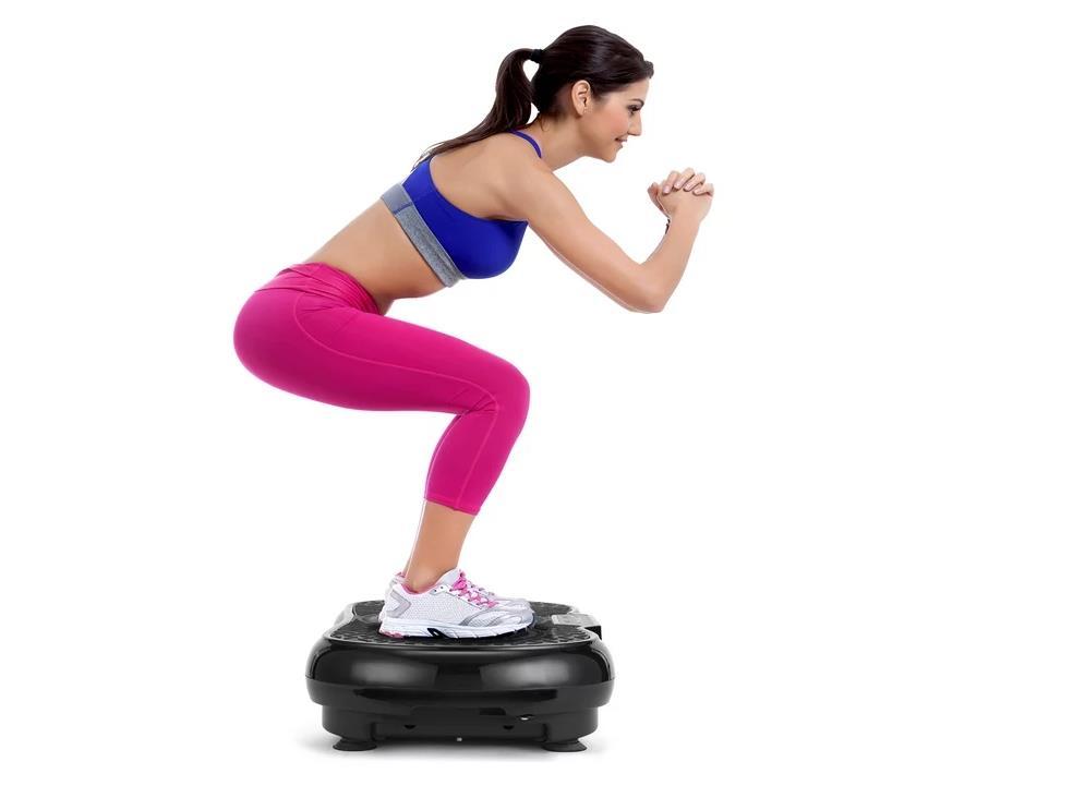 Fortis Vibration Plate 振动板 家用健身器材