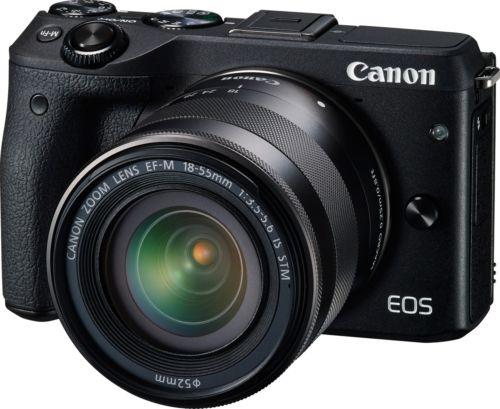佳能 Canon EOS M3 Single IS Lens Kit 微单相机