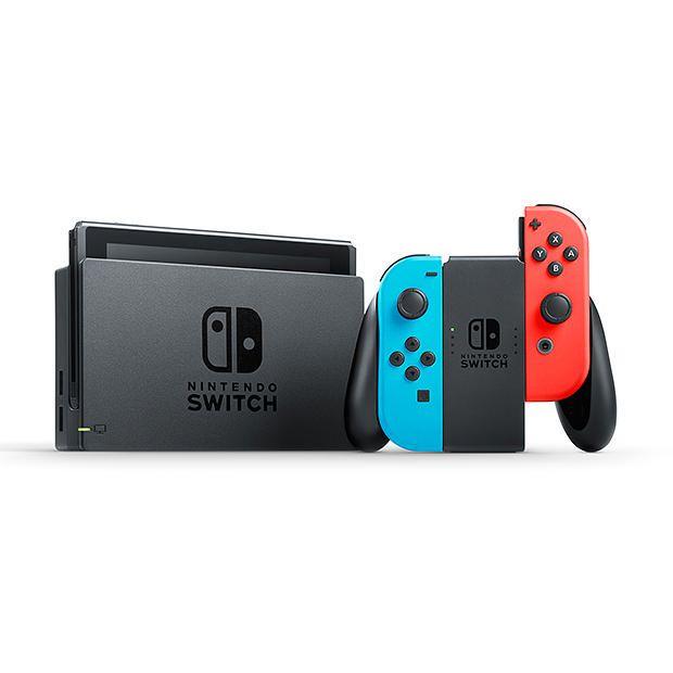 Nintendo 任天堂 SWITCH 游戏机 蓝色版