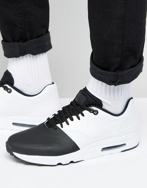 Nike Air Max 1 Ultra 2.0 黑色男款气垫运动鞋 58折优惠!