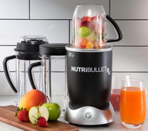 NutriBullet N17-1007M RX 1700瓦大功率搅拌机/榨汁机 (10件套) 8折优惠!