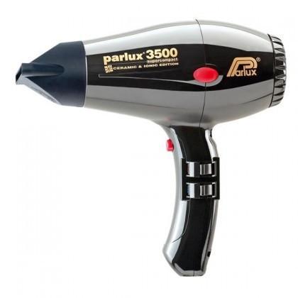 PARLUX 3500 超级紧凑陶瓷离子电吹风(黑色)78折优惠!