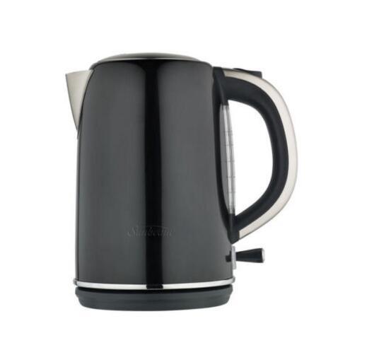 Sunbeam KE6350K 黑色电水壶 7折优惠!