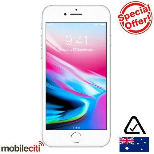 苹果 iPhone 8 64GB 银色 澳洲本地版 额外85折优惠!