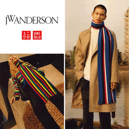 优衣库 Uniqlo 澳洲官网 J.W.ANDERSON 系列男款女款服装热卖
