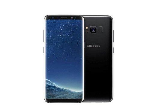 三星 Samsung Galaxy S8 4+64GB 黑色版 85折优惠!