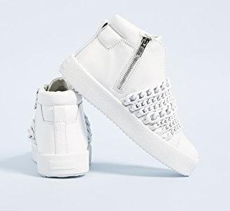 KENDALL + KYLIE Duke 链式高帮运动鞋