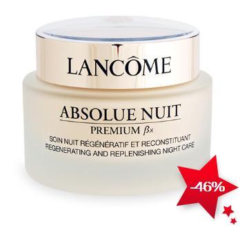 LANCÔME 兰蔻  Absolue Premium BX 绝对完美金粹晚霜 53折优惠!