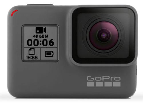 GoPro 系列 4K超高清 运动摄像机 85折优惠!回国还可退税!