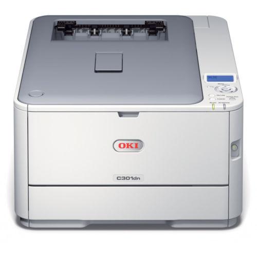 Oki C301DN 彩色 LED 激光打印机  8折优惠!