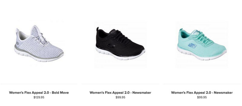 """鞋履品牌 Skechers 澳洲官网""""Cyber Monday""""活动:全场所有商品额外8折优惠!"""