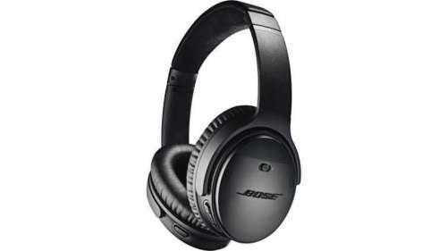 Bose QC35 II QuietComfort 35 2代 主动降噪无线蓝牙头戴式耳机 – 75折优惠!