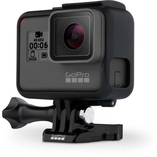 最新款 GoPro HERO 6 Black 运动摄像机 4K60帧 裸机防水 额外8折优惠!