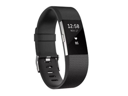 Fitbit Charge 2 智能时尚运动手环 –两色可选 54折优惠!