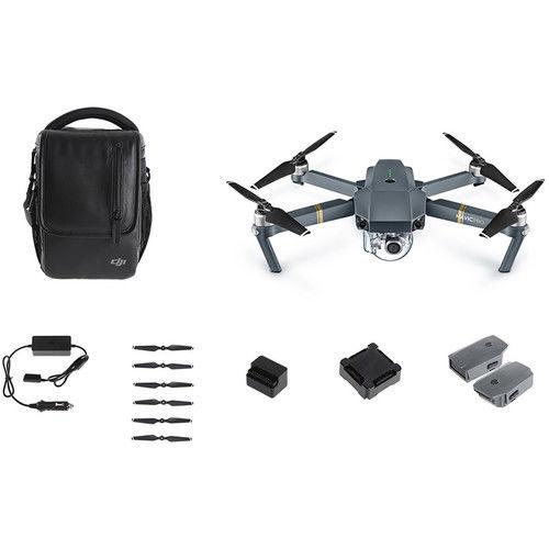 大疆 DJI 御 Mavic Pro 迷你可折叠4K超清航拍无人机 8折优惠!