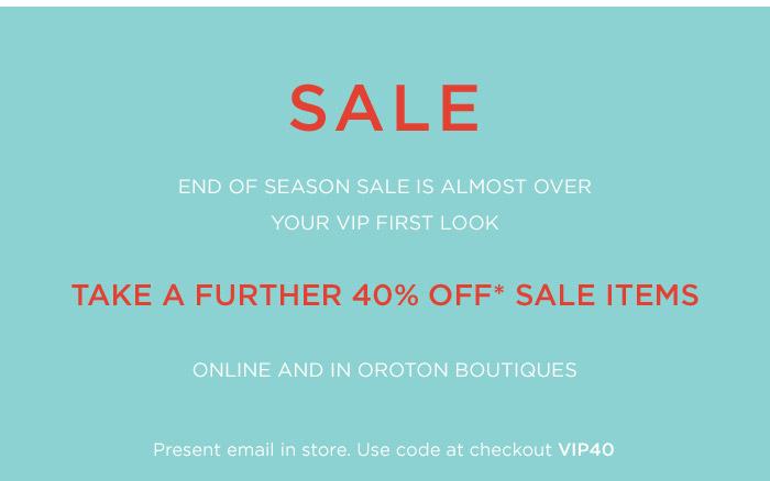 澳洲奢侈品牌 Oroton 季末特价活动:原本已低至5折的特价商品