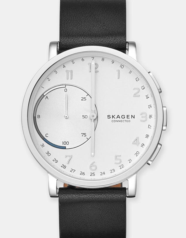 Skagen Hybrid Smartwatch Hagen Connected 男款时尚智能手表 7折优惠!