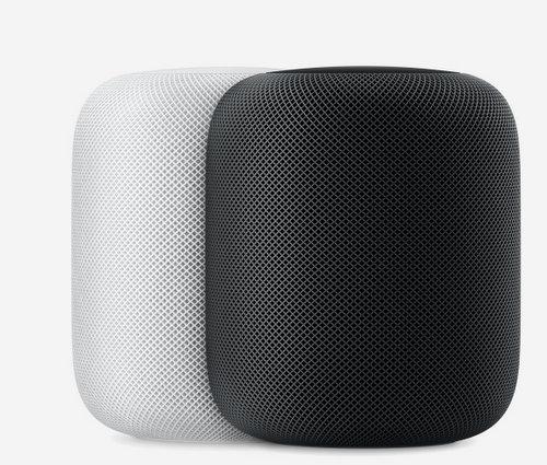 苹果 Apple HomePod 智能音响 无线音箱 360度环绕立体声 – 6折优惠!