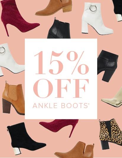 时尚网站 The Iconic 部分精选新款正价 女士靴子及男士牛仔裤、鞋子等商品