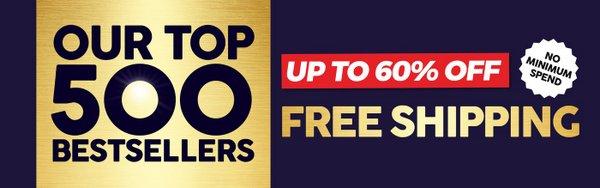 澳洲特卖网站 Catch:500种低至4折的特卖商品 澳洲包邮!