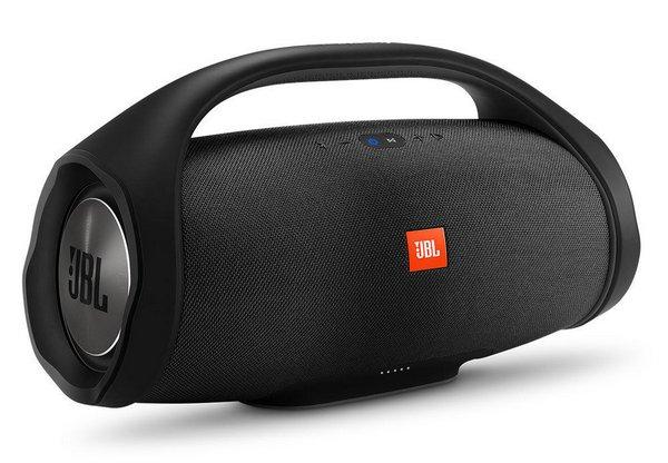 JBL Boombox 便携式防水蓝牙音箱 Hifi音质 音乐战神 黑色 – 8折优惠!