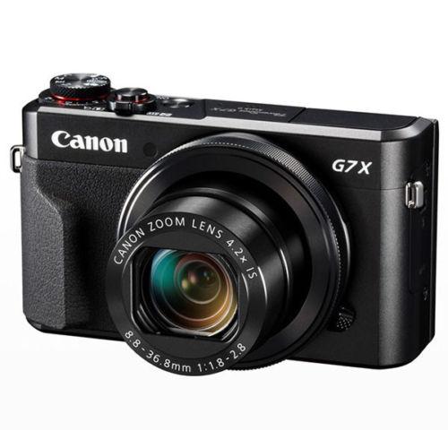 Canon 佳能 PowerShot G7 X Mark II 2010万像素 数码相机 – 86折优惠!
