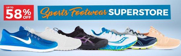 特卖网站 Catch:运动鞋特卖 低至42折优惠!