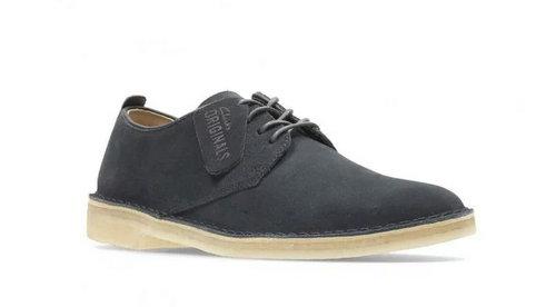 Clarks Desert London 2 男士休闲沙漠靴 2代  低至4折优惠!